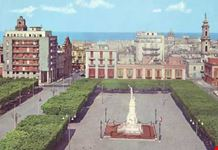 monopoli piazza vittorio emanuele lato sud