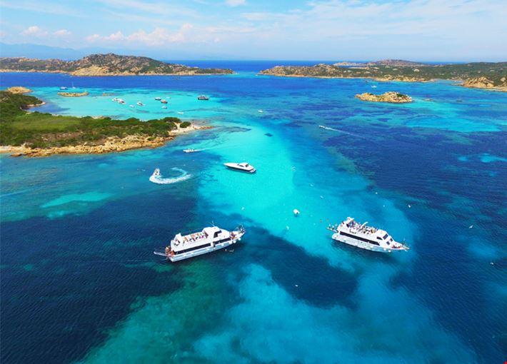 La Maddalena: Escursioni in barca - Gite in barca - Elena Tour Navigazioni