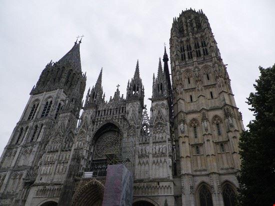 cattedrale esterno rouen