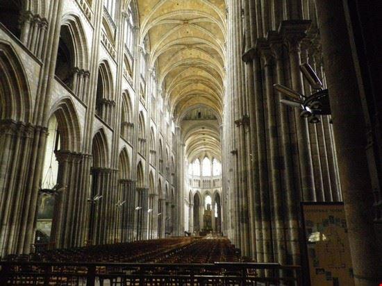39638 cattedrale interno 1 rouen