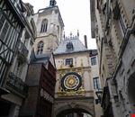 porta dell orologio rouen