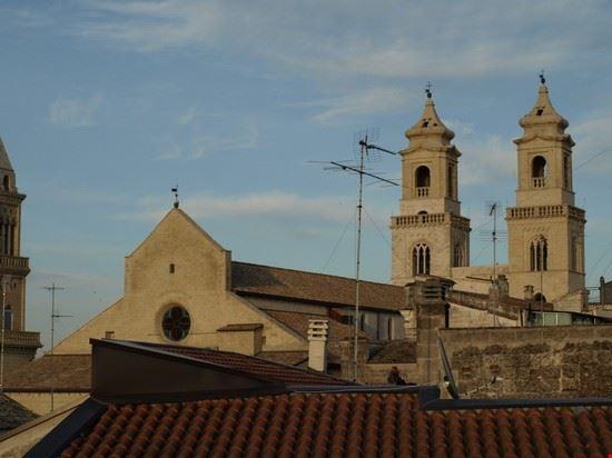 Insolita inquadratura della Cattedrale