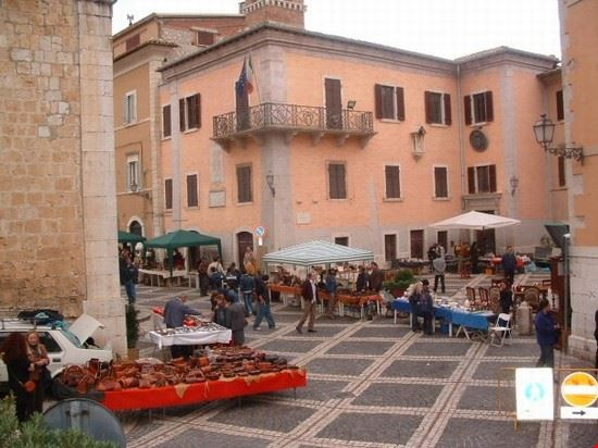 In Piazza...