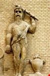 murcia statue in murcia