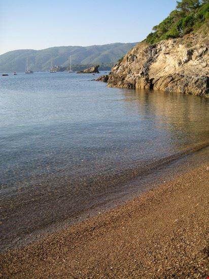La spiaggia di Barbarossa