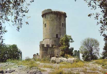 Castello di Velia