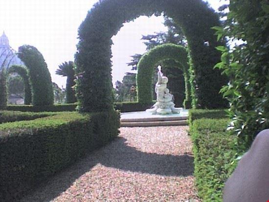 40122 giardiini vaticani roma