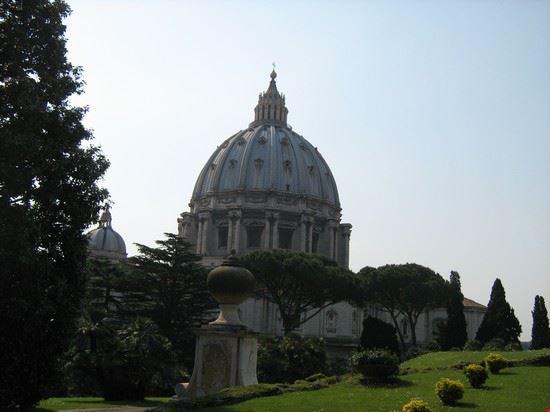40127 cupola di san pietro roma