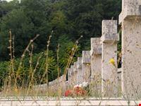 abtei soldatenfriedhof auf dem monte cassino