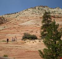 Le montagne dello Zion