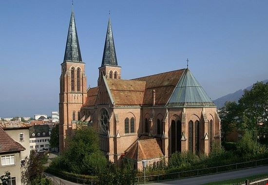 bregenz herz-jesu-kirche