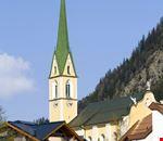 ischgl kirchturm in ischgl