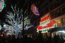 Luminarie di Salerno
