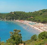 La spiaggia di Fetovaia