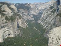 yosemite national park vista