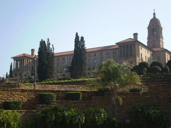 la capitale amministrativa del sud africa pretoria