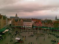 Piazza maggiore dalla Torre