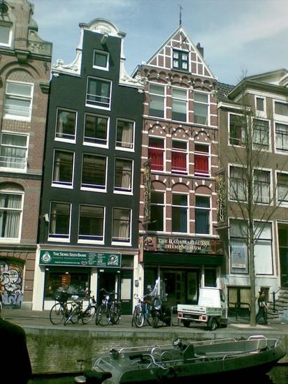 Foto case olandesi a amsterdam 412x550 autore valerio for Ostelli amsterdam