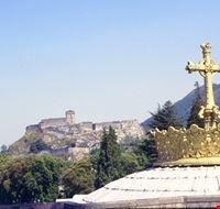 croce della basilica inferiore lourdes
