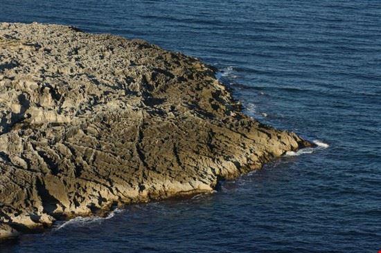 Punta ristola (incontro tra i 2 mari)