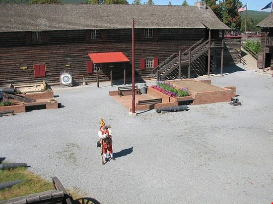 40606 lake george fort william henry museum