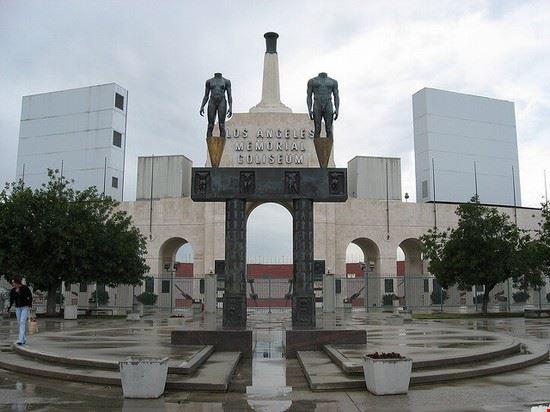 40629 los angeles los angeles memorial coliseum