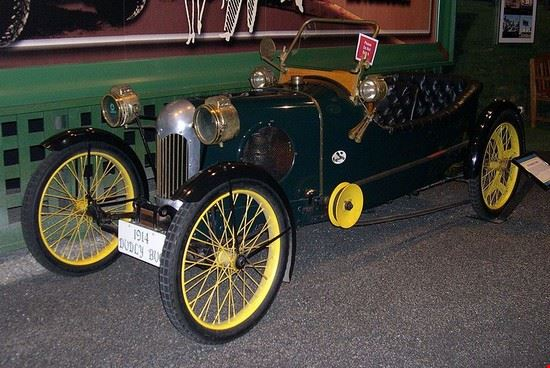 40696 los angeles petersen automotive museum