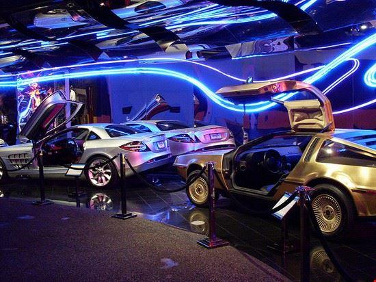 40697 los angeles petersen automotive museum