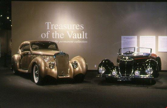 40698 los angeles petersen automotive museum