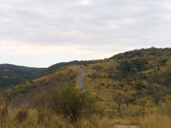durban strade sulle colline