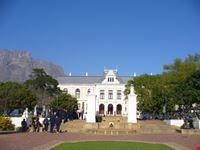 la residenza del prsidente del sud africa citta del capo