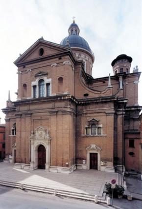 Foto basilica della ghiara esterno a reggio emilia - Discount della piastrella reggio emilia ...