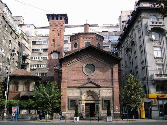 chiesa italiana bucarest