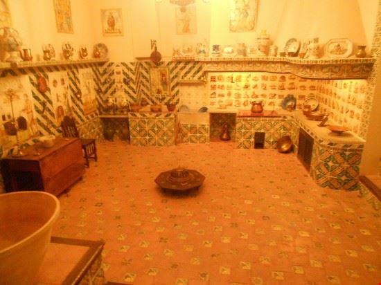 41046 valencia cucina in ceramica