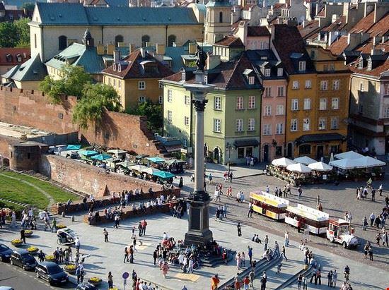 Stare Miasto - Piazza della Città Vecchia
