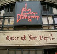 41128 londra london dungeon ingresso