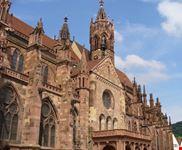 la cattedrale friburgo