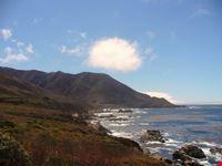 big sur stupenda costa selvaggia californiana san francisco