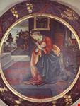 san gimignano vergine annunziata filippino lippi 1482