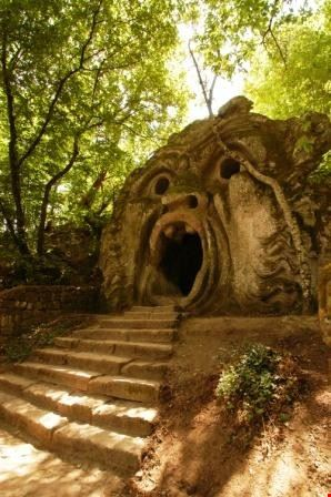 Il giardino dei Mostri