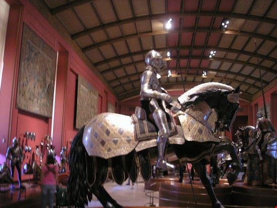 Museo delle armi e armature dei personaggi illustri