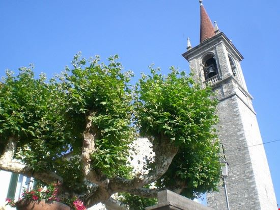Campanile della chiesa di San Giorgio
