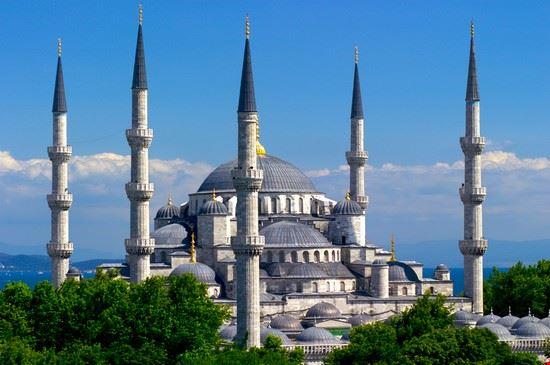 41426 istanbul moschea blu
