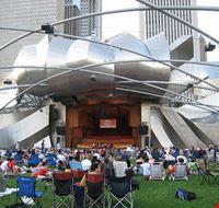 41428 chicago millennium park auditorium