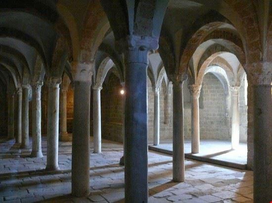 41431 nei sotterranei tuscania