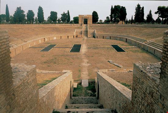 Anfiteatro romana