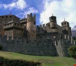 aosta castello di fenis