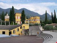 il teatro del vittoriale gardone riviera