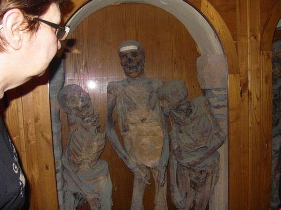 le mummie di urbania