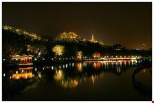 hangzhou westsee nacht